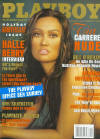 Playboy Magazine Back Issue January 2003 with Tia Carrere Nude and Interview with Halle Berry